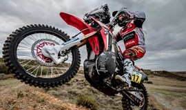 Qatar Cross Country Rally: Paulo Gonçalves sobe a 2.º na geral