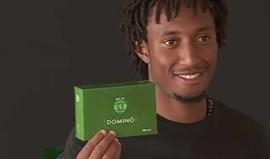 Gelson Martins já tem o dominó do Sporting