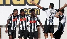 Portimonense-Aves, 2-1: Algarvios regressam aos triunfos