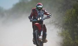 Bianchi Prata em 2.º na 3.ª etapa do Morocco Desert Challenge