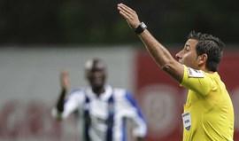 Os detalhes do relatório do árbitro: Hugo Miguel só viu negligência no Sp. Braga-FC Porto
