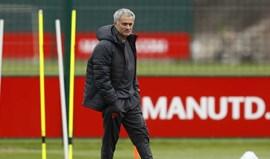 Mourinho motivado para fazer história
