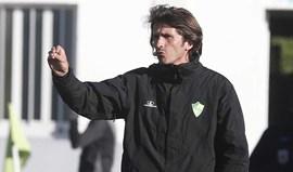 Pedro Silva já não é treinador do Mafra