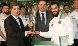 João Matos renova contrato com o Sporting