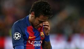 Federação rejeita recurso e Neymar permanece fora do clássico com o Real Madrid