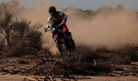 Qatar Cross Country Rally: Paulo Gonçalves foi2.ºna 3.ªetapa