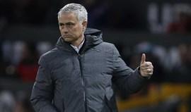 Duas mãos cheias de meias-finais para José Mourinho