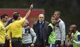 FC Porto fez exposição à FPF sobre Tiago Antunes