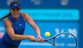 Michelle Brito passa aos quartos de final do torneio ITF de Dothan