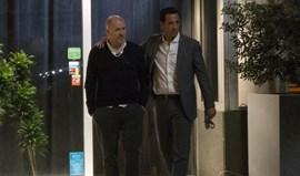 João Gabriel comenta imagem de Pedro Proença com Antero Henrique