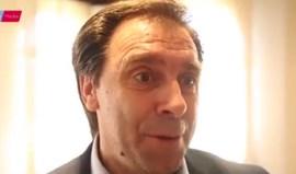 Felipe Miñambres: «Temos de competir para chegar à final»