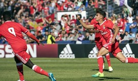 Benfica bate Real Madrid (2-4) e está na final da UEFA Youth League