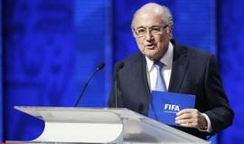 Joseph Blatter: «Não tenho a sensação de ser um homem rejeitado»