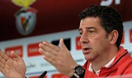 Rui Vitória: «Bas Dost? No Benfica não há marcações individuais»