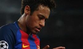 Barcelona não desiste de Neymar