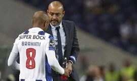 Brahimi e a expulsão de Braga: «Não percebi muito bem o que se passou»