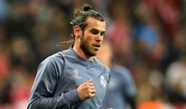 Bale está apto mas Zidane teme lançá-lo