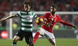 Sporting-Benfica: Pior leão ri mais… fora de casa