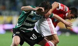 Sporting-Benfica: Por tradição manda quem vai na frente