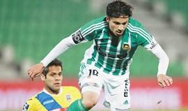 A crónica do Rio Ave-Arouca, 3-0: Caudal feliz guia a Europa