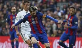 As curiosidades do Barcelona-Real Madrid