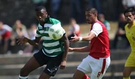 Sporting entrou com pé direito na fase decisiva
