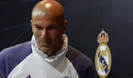 Zidane sobre o clássico: «Não somos favoritos»