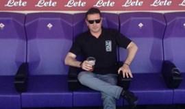 Fiorentina lamenta morte do adepto em Lisboa