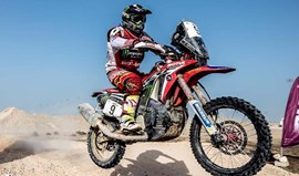 Qatar Cross Country Rally: Paulo Gonçalves termina no 2.º lugar