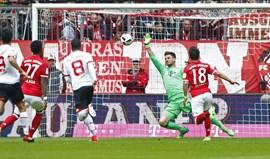 Bayern Munique escorrega em casa diante do Mainz