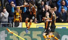 Hull City continua poderoso em casa