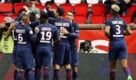 Paris SG vence e ascende à liderança da Ligue 1
