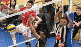 Sp. Espinho abre com vitória a final do playoff diante do Benfica
