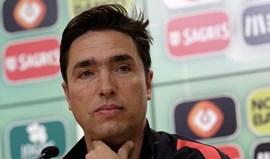 Rui Jorge convoca 21 jogadores para estágio de três dias