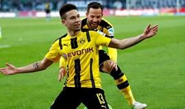 Raphaël Guerreiro leva Dortmund ao pódio