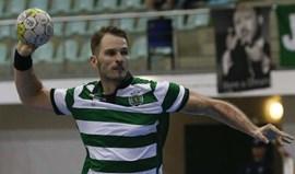 Taça Challenge: Sporting vence na Holanda e está com um pé na final