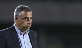 José Couceiro: «Nada justifica certo tipo de erros»