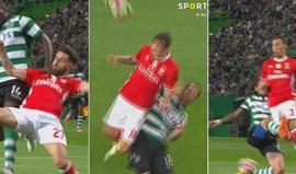 Benfica pediu três penáltis em Alvalade: saiba a opinião de Marco Ferreira