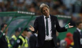 Jorge Jesus: «Se houvesse um vencedor seria o Sporting»