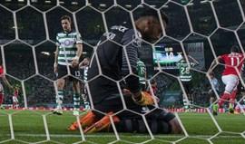 A crónica do Sporting-Benfica, 1-1: Empate para o leão, vitória para a águia
