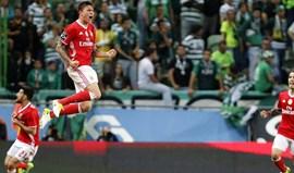 Lindelöf com agradecimento especial após golo