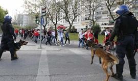 Cinco pessoas detidas por especulação de bilhetes do dérbi