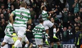 Escócia: Celtic elimina Rangers de Pedro Caixinha