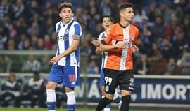 FC Porto-Feirense, em direto