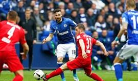 Leipzig empata e perde oportunidade de se aproximar do Bayern Munique