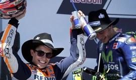 MotoGP: Márquez vence GP das Américas pelo 5.º ano seguido