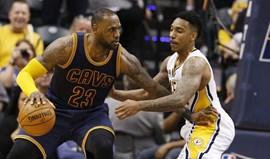 Cleveland Cavaliers já estão nas meias-finais do Este