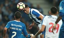 A crónica do FC Porto-Feirense, 0-0: Manta de retalhos