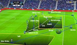 FC Porto-Feirense visto à lupa: Manta do título ficou curta