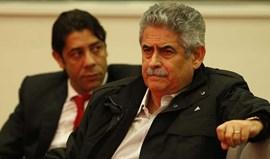 Benfica nega espera a Soares Dias: Luís Filipe Vieira mandou todos para dentro